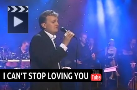 I Cant Stop Loving You - Jimmy Buckley