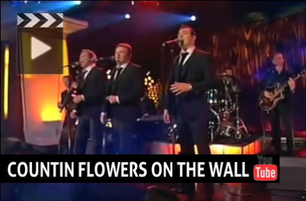 Countin Flowers On The Wall - Jimmy Buckley, Robert Mizzell, Patrick Feeney