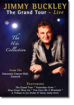 jimmy buckley live dvd cover