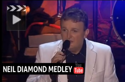 Neil Diamond Medley - Jimmy Buckley