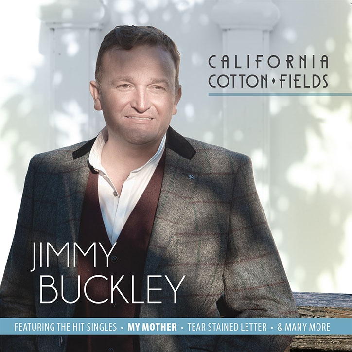 photo link to Jimmy Buckley current single 'Say Me Marie'